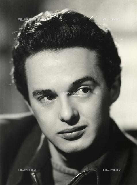 Ritratto dell'attore Salvatore Nicolosi
