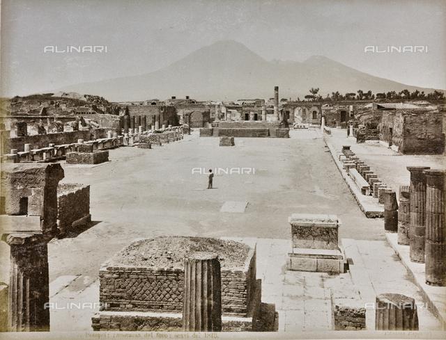 Civil Forum, Pompeii, Naples