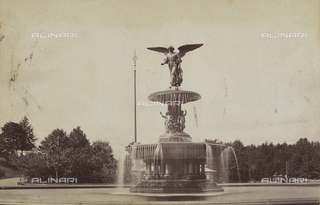 Bethesda Fountain, New York