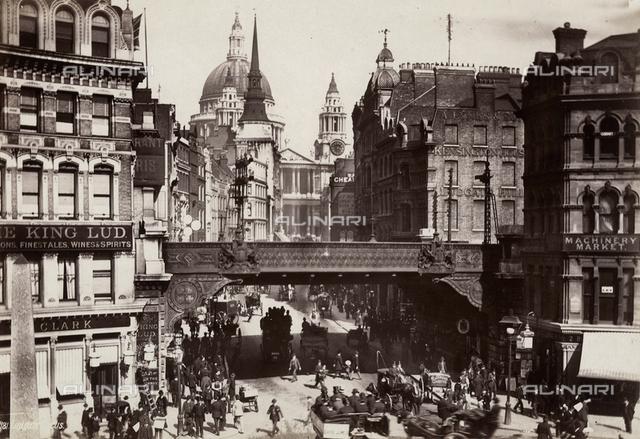 Ludgate Circus, London