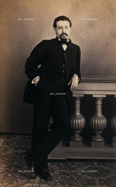 Portrait of Mr. Pietro Violante