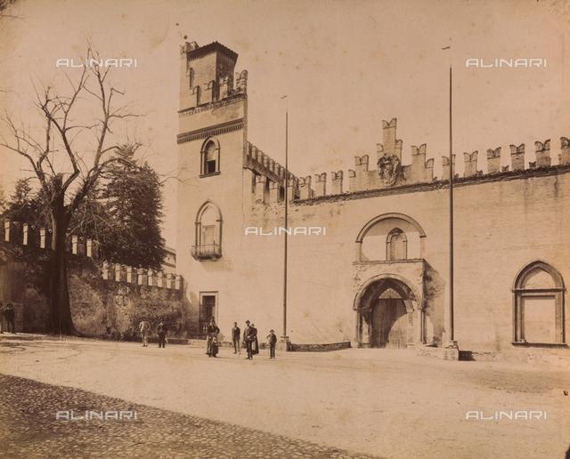 Palazzo Rossi, Pontecchio