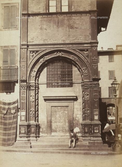 Loggia del Bigallo, Florence