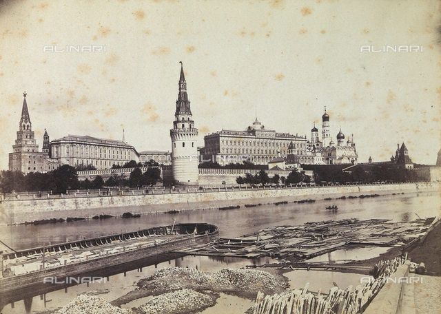 View of city, Russia
