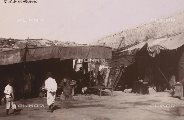 Market in Massawa, Eritrea