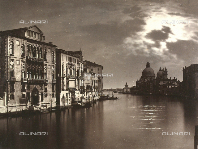 """Venice by moonlight"""