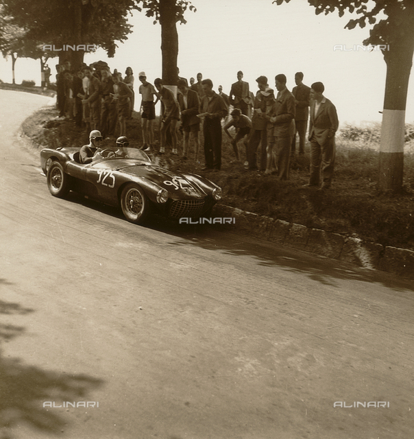 Cup of Perugia - Umbria Auto IV Ride: a car race in the race