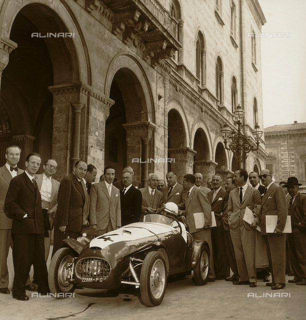 Cup of Perugia - Umbria Auto IV Ride: race car in race