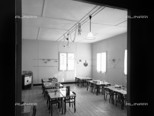 Schoolroom for a kindergarten, Perugia