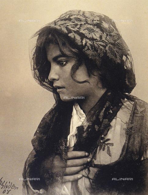 A sicilian girl