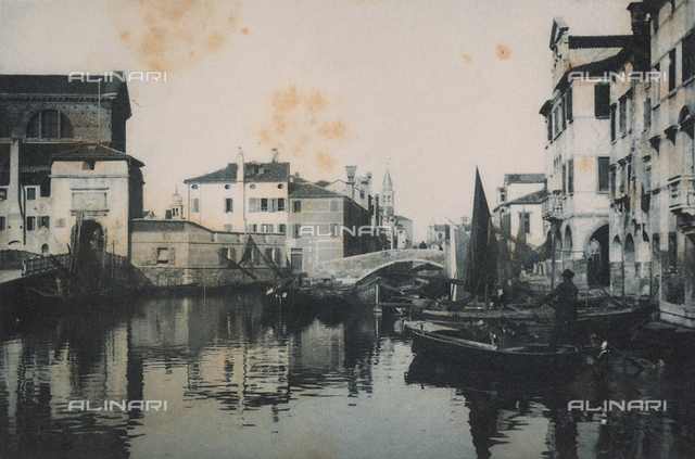View of Chioggia