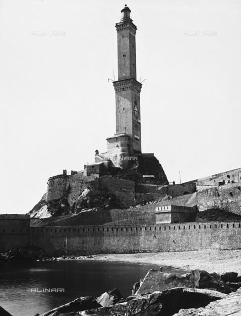 Torre della Lanterna (Lantern Tower), Genoa