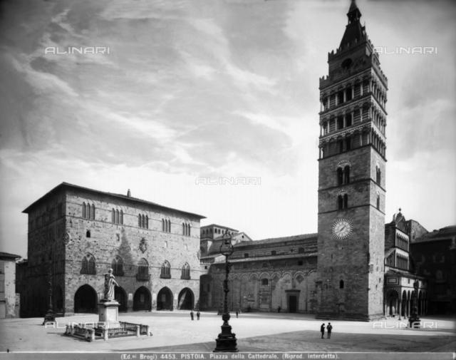 Palazzo Comunale (Town Hall), Piazza Duomo, Pistoia
