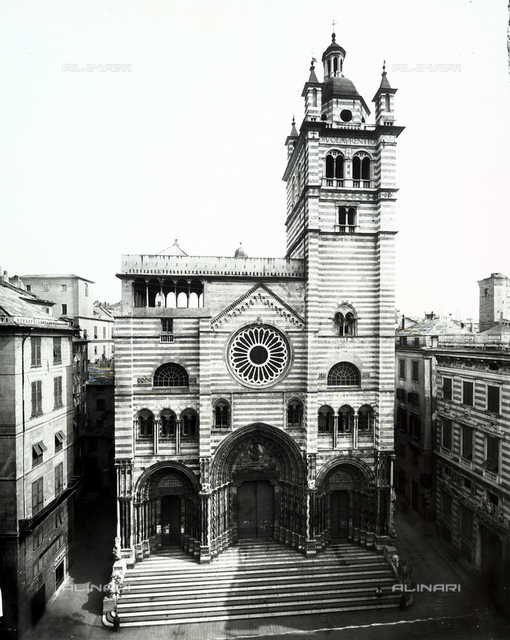 Cathedral of San Lorenzo, Genoa
