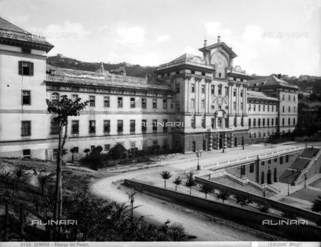 Albergo dei Poveri, Genoa