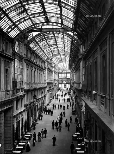 Galleria Mazzini, Genoa