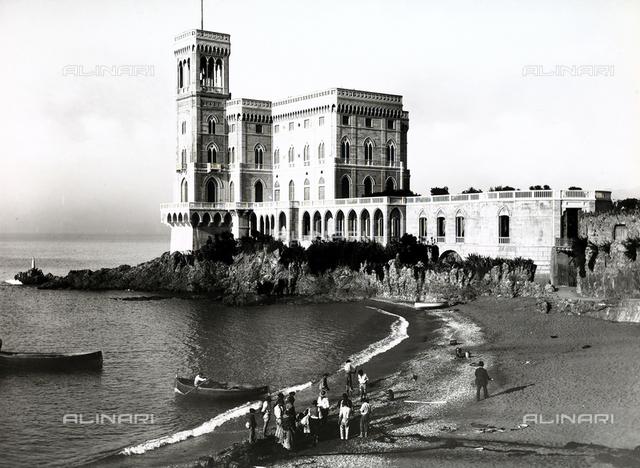 Raggio Castle in Cornigliano Ligure, Genoa