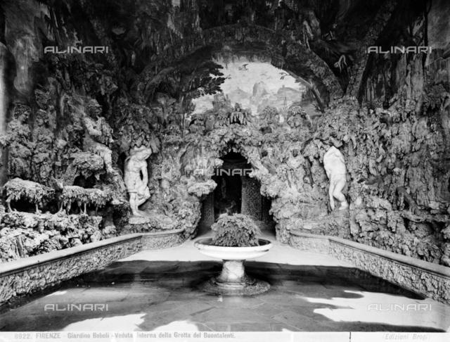 The Buontalenti Grotto, Boboli Gardens, Florence