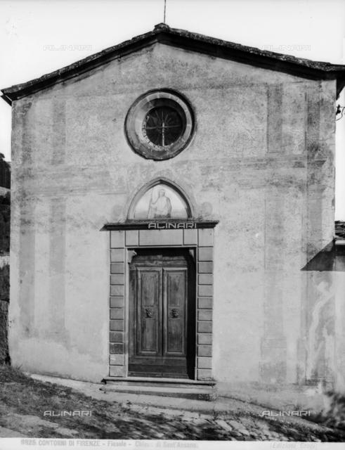 Church of S. Ansano, Fiesole, Florence