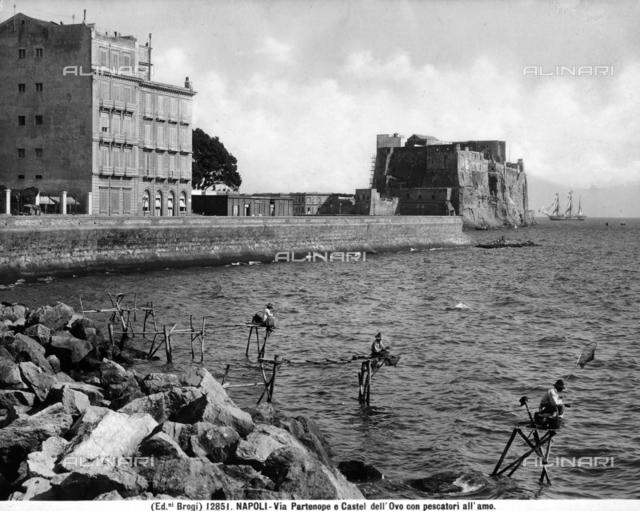Castello dell'Ovo, Naples