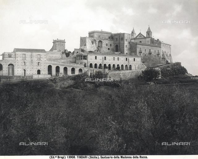 Sanctuary of the Madonna del Tindari, Tindari, Patti
