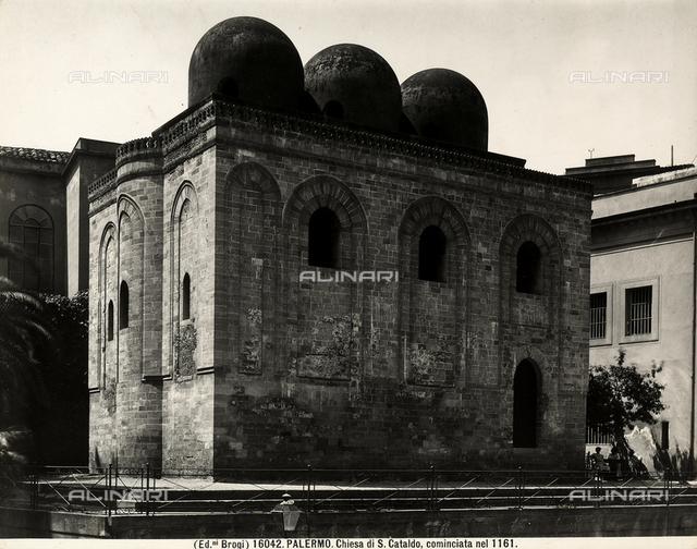 Church of Saint Cataldus, Palermo