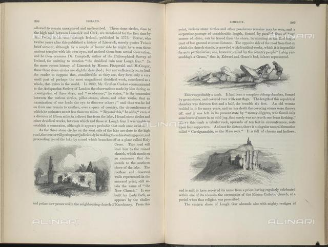 Limerick, from 'Ireland: its Scenery, Character, etc' (London, 1841-43), 797.I.16-18, 388-389, British Library, London
