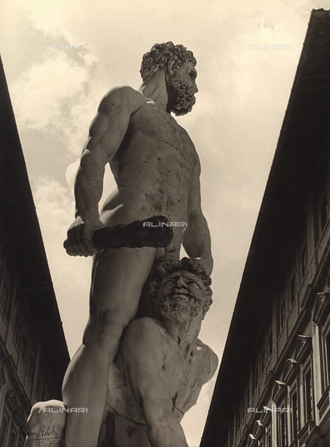 Hercules and Cacus, Piazza della Signoria, Florence