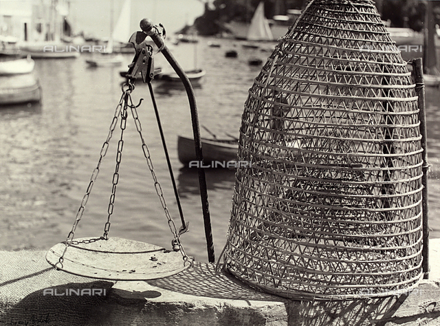 Balance and fishing net
