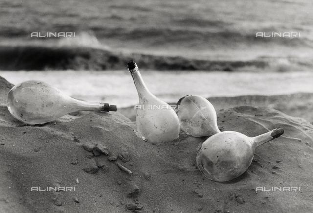 """""""Flasks on the beach"""""""