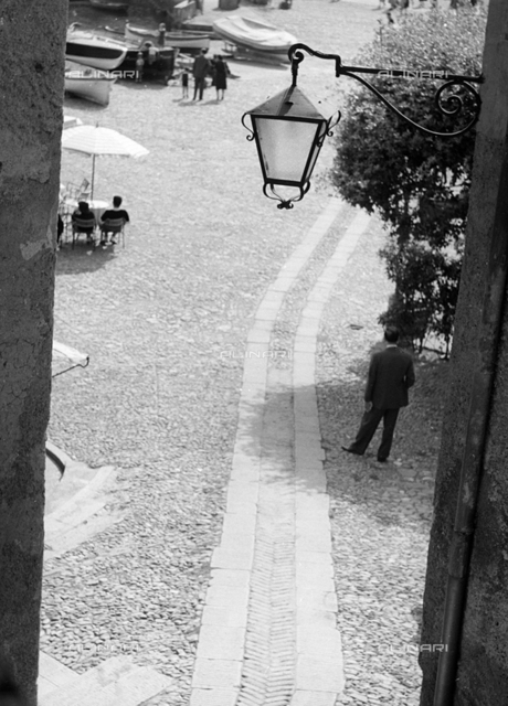Street-lamp, Portofino