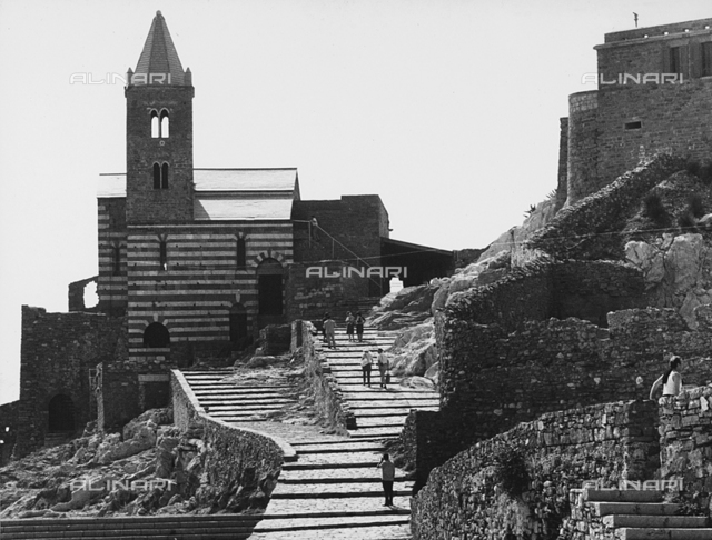 Basilica of St. Peter, Porto Venere, la Spezia