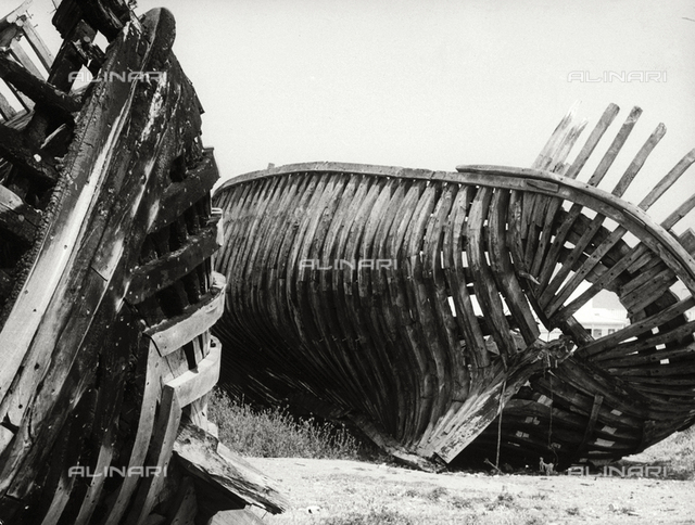 Boat keels, Molfetta