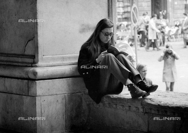 Portrait of a tourist, Firenze