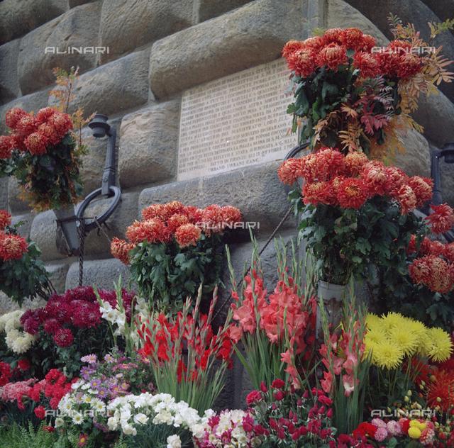 Flower Market, Florence