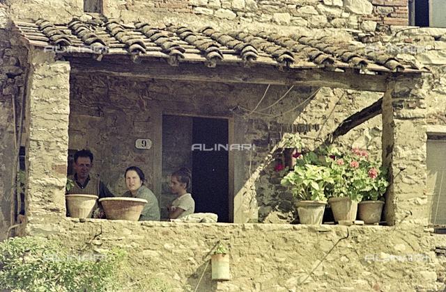 Stone house in Bolgheri