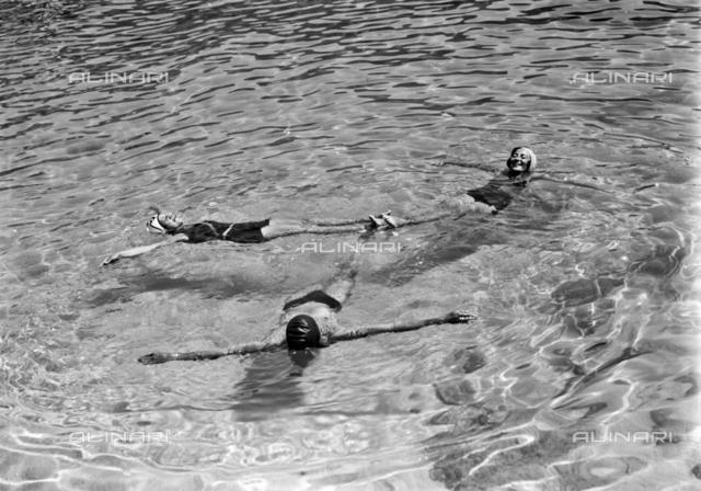Elba Island: bath in Seccheto