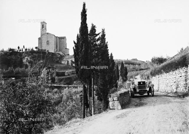 Faà§ade, Church of Giusto and Clemens, Volterra