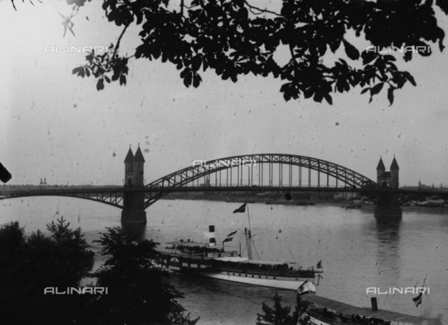Bridge over the River Aare in Bern