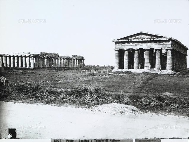 Basilica, Paestum