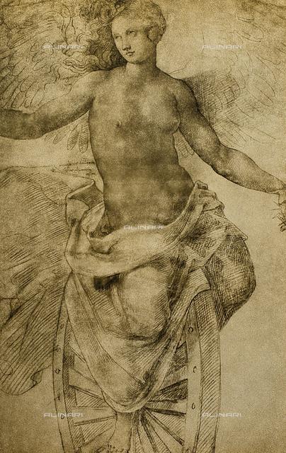 Fortune, Gabinetto dei Disegni e delle Stampe, Uffizi Gallery, Florence