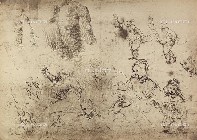 Madonnas and Children, Graphische Sammlung, Albertina, Vienna