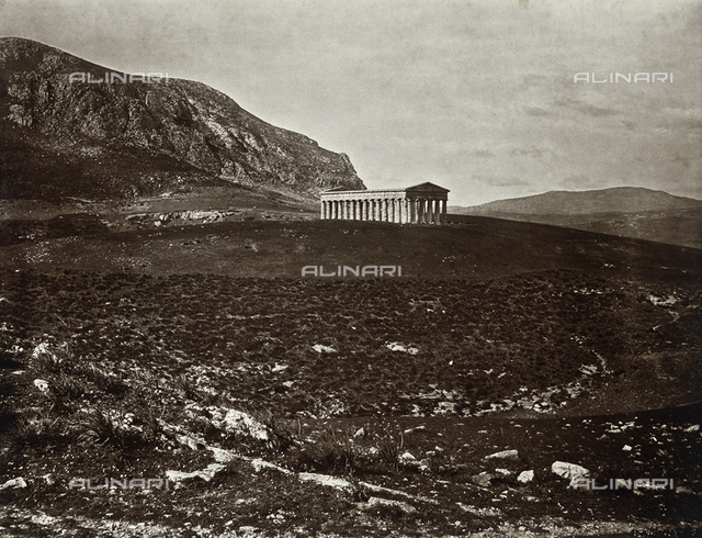 Temple of Segesta, Segesta