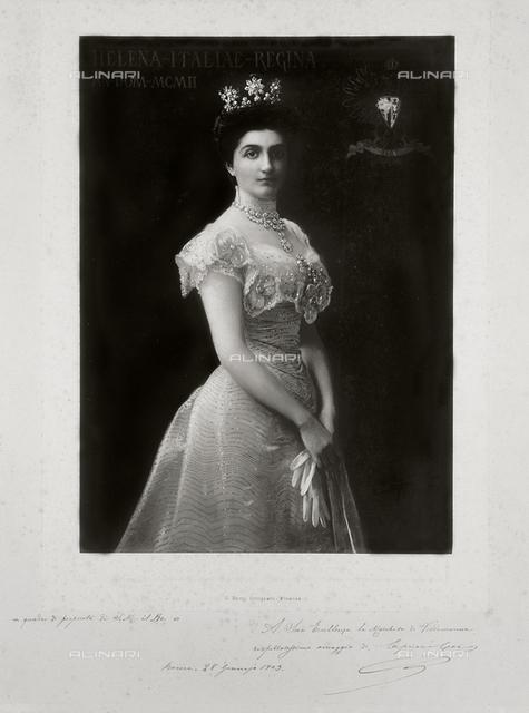 """House of Savoy I'. Queen Elena"