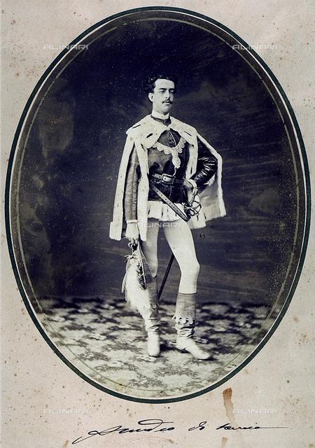Amadeus I of Savoy (born Amedeo Ferdinando Maria of Savoy), king of Spain