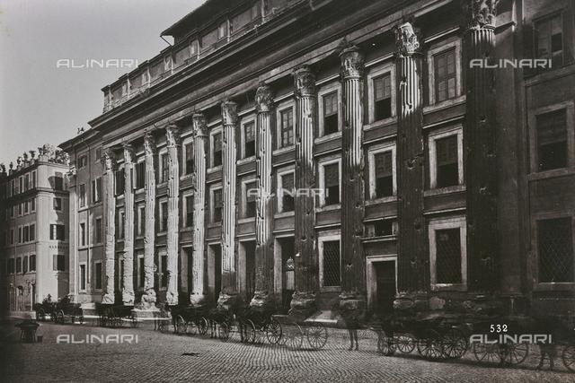 Palazzo della Borsa, Rome