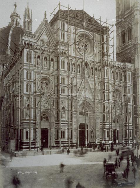 Faà§ade, Cathedral of Santa Maria del Fiore, Florence