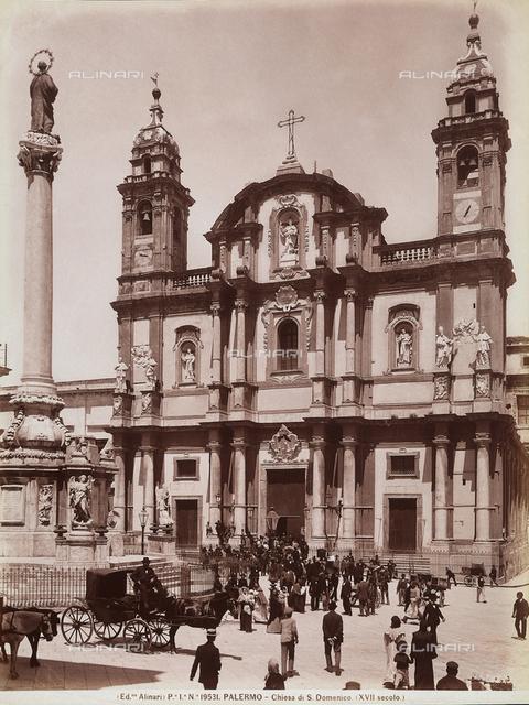 Church of San Domenico, Palermo