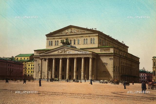 The Bolshoy Theater, Moscow