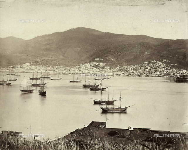 A port in the Antilles